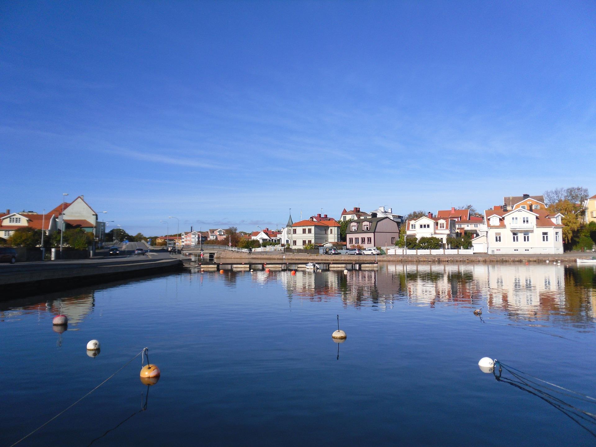 Karlskrona harbour